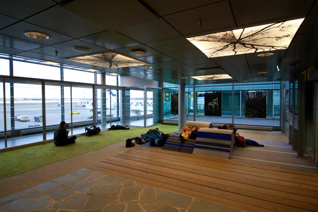 Kainoo Lounge Helsinki Vantaa airport